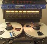 reel to reel studio